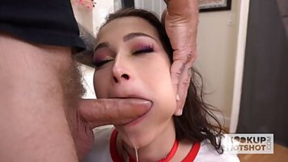 Hard sex boy with his girl in different positions